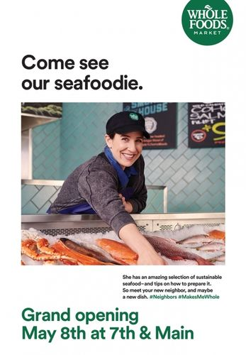 Whole Foods / Summer campaign by Dustin Aksland c/o GIANT ARTISTS