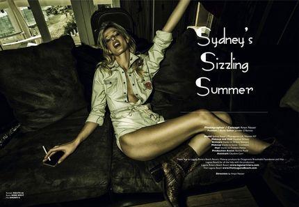 Sydney's Sizzling Summer
