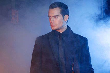 Henry Cavill for L.A Confidential