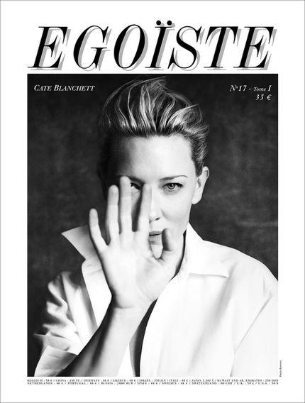 Cate Blanchett for EGOISTE