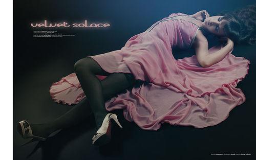 POOL MAGAZINE : Velvet Solace