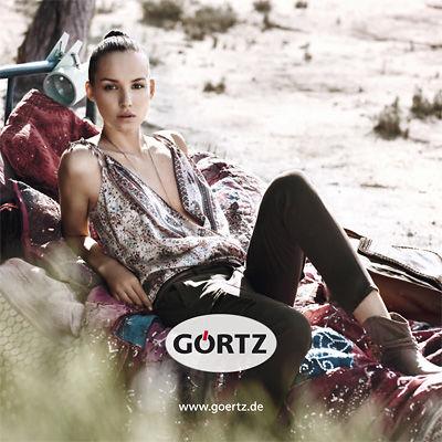 BIGOUDI : ISABELLE Thiry for GOERTZ