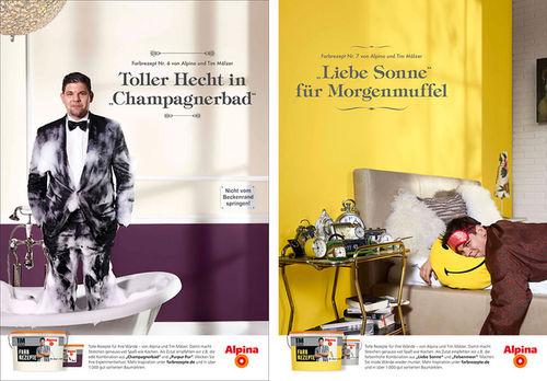 BIGOUDI : Gudrun MUELLER for ALPINA