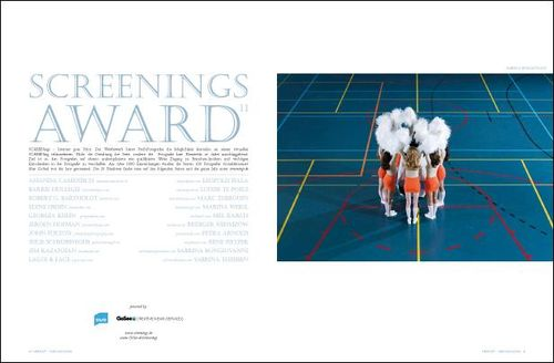 UPdate Magazine : SCREENINGS AWARD