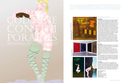 UPdate Magazine : COLOGNE ART