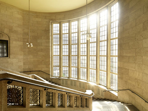 THE VISUAL ART HOUSE : Oliver HEINEMANN for HAMBURG MUSEUM