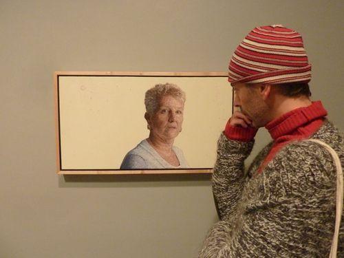 "Cayce Zavaglia - ""Multiple Stitches"", Lyons Wier Gallery"
