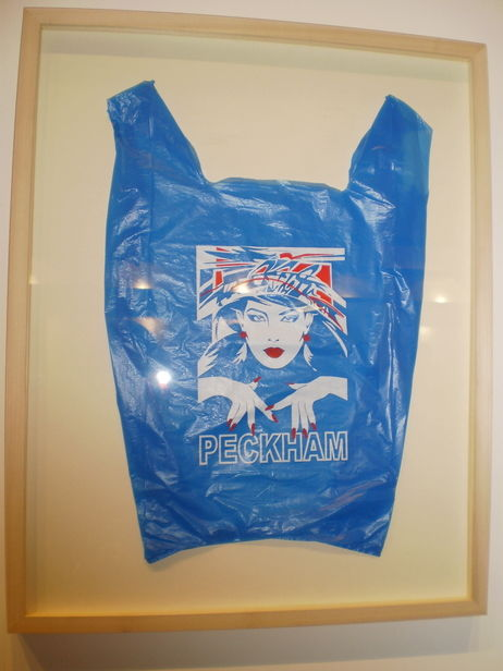 Plastic Fantastic - Chris Ratcliffe's The All London Blue Bag Extravaganza
