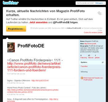 PROFIFOTO on Twitter