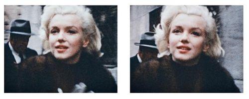 Marylin Monroe (1955), Danzinger Gallery New York