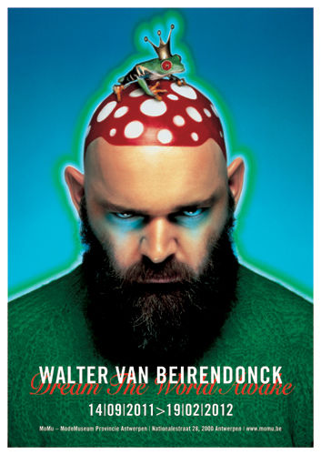 GoSee FASHION : Walter VAN BEIRENDONCK.