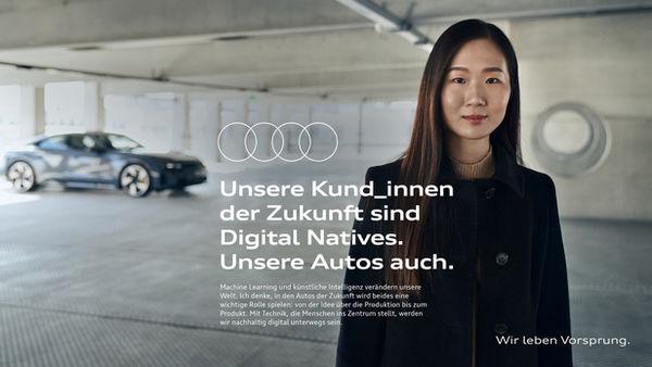 NERGER M&O : AUDI Employer Brand 2021 campaign, F/W ?21 campaign for interior brand URBANARA, L?OFFICIEL Liechtenstein, and the personal project ?Debora Dances?