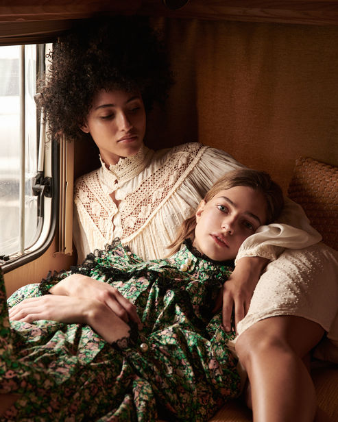 ?Urban camping? - the STYLEBOP Spring 2021 campaign by ANDREAS ORTNER in Gran Canaria