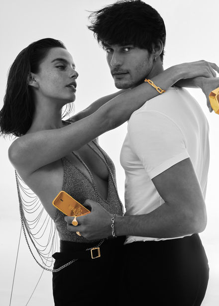 ROCKENFELLER & GÖBELS : PACO RABANNE ?ONE MILLION? SOCIAL ADVERTISING campaign with models Edu Roman and Alicia Medina for DOUGLAS Spain, ADIDAS ?COLD.RDY? COLLECTION in photos and film, plus personal works ?20MASK20? and ?SPAIN ?21?