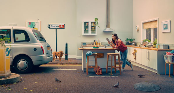 Todd Antony photographs the new BT PLUS campaign for BRITISH TELECOM and the agency AMV BBDO London