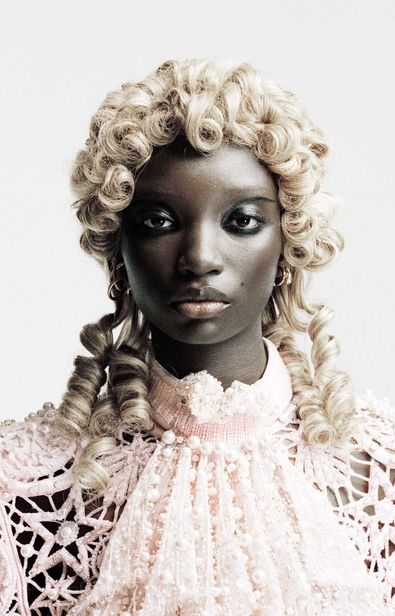 SHOTVIEW ARTISTS MANAGEMENT : Model Assa Baradji for the editorial ?Take On Marie Antoinette? and INTERVIEW magazine #536, The Doppelgänger issue of AUTRE mag, ?Renaissance? cover and editorial for ZOO mag, and ?The Stretch? editorial in the 23rd issue of