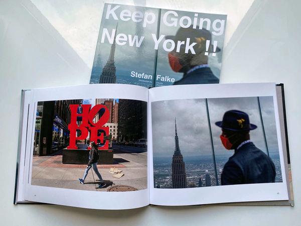 NEWS BLOG STEFAN FALKE PHOTOGRAPHY: Keep Going New York new book