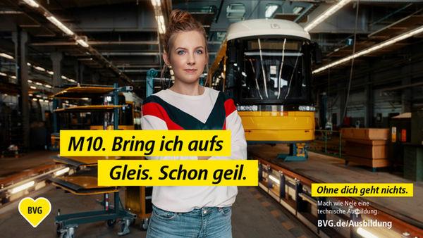 PORTFOLIO BASICS BERLIN: B V G   Hair&Make-Up: Tina Fischbach   Photographer: Chris Noltekuhlmann