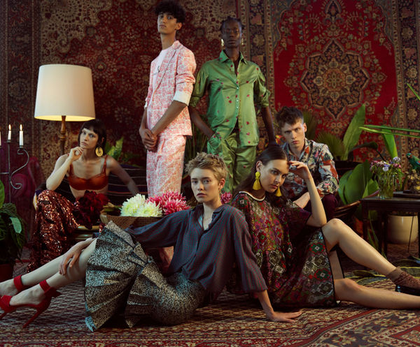 PORTFOLIO BASICS BERLIN: THE FORUMIST | hair&Make-Up: Katharina Handel & Tina Fischbach | Photographer: Sebastian Donath