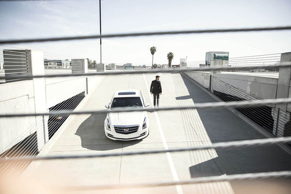 Cadillac ATS Coupe Campaign