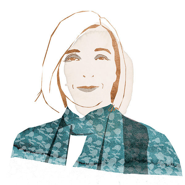 Claudia Meitert CAROLINESEIDLER.COM