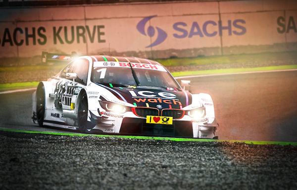 DTM Hockenheimring 2015