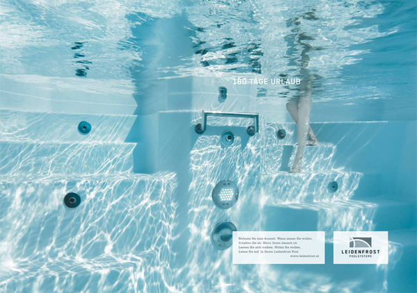 CAMPAIGN for LEIDENFROST POOL SYSTEMS