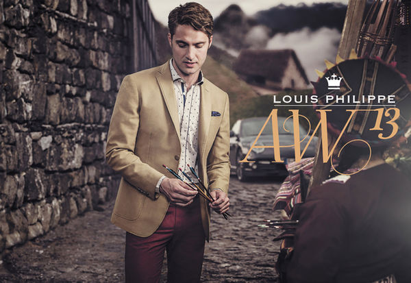 Louis Philippe A/W 2013