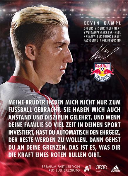 Helge Kirchberger |  Red Bull Salzburg