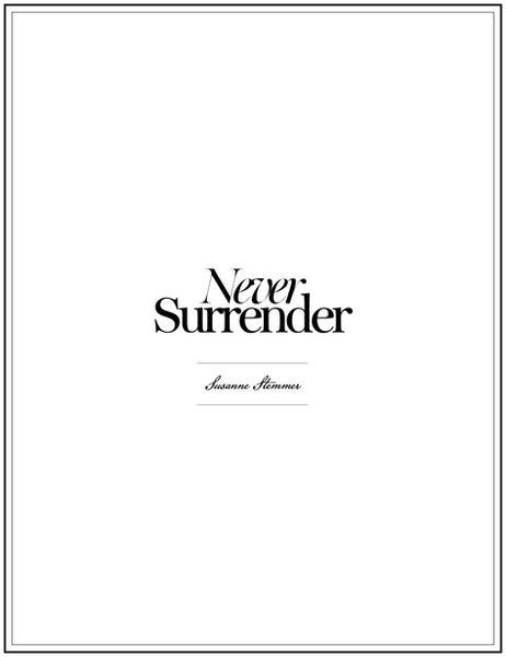 SUSANNE STEMMER - FLEURS DE REBELLION