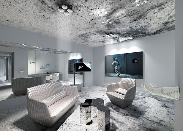 GOSEE SHOP: MICHAEL NAJJAR UNVEILS THE WORLD´S FIRST SPACE SUITE AT THE KAMEHA GRAND ZÜRICH