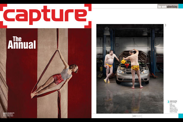 Capture Magazine Annual