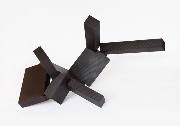 GALERIE KARSTEN GREVE : Joel Shapiro, Untitled, 2013, Bronze, Ed. 3