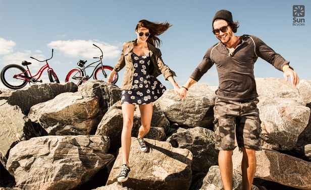 RedPhoto - Sun Bicycles Catalog 2014