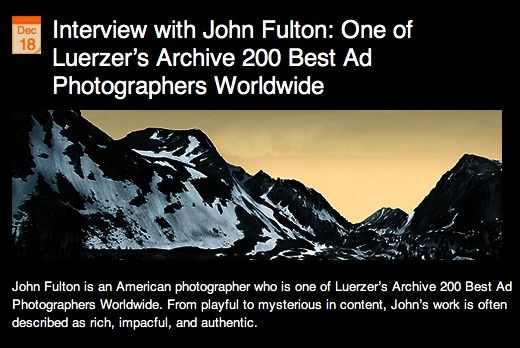 JOHN FULTON PHOTOGRAPHY