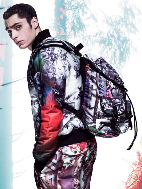 DIESEL CAPSULE COLLECTION by Nicola Formichetti
