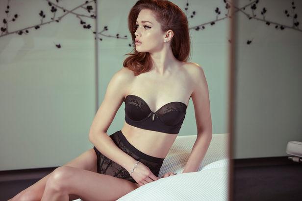 Triumph lingerie by Louise Samuelsen c/o FILTER MGMTFILTER MANAGEMENT