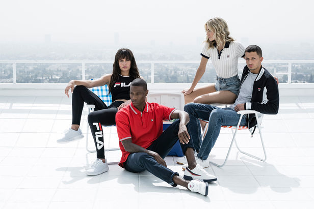 Fila Heritage Campaign 2016 by ROBERT WUNSCH