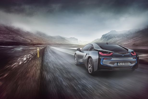 BAM PHOTOGRAPHERS : ICELAND ... CGI project / BMW i8 Coupé