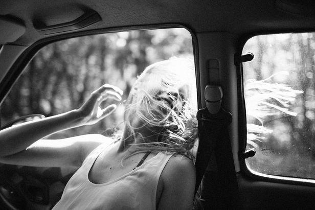 CHRISTA KLUBERT PHOTOGRAPHERS: MAEVE STAM - THE EYE OF YOUTH