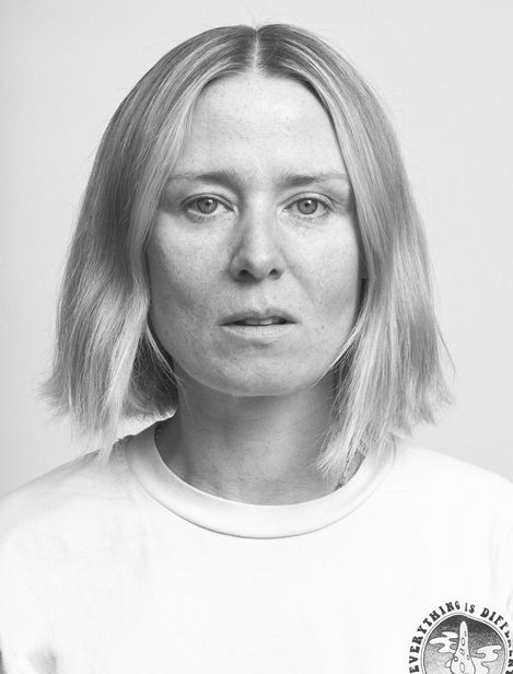 Michael Hemy shoots Roisin Murphy for the Dame