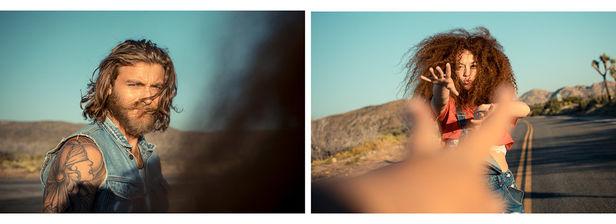 "SEVERIN WENDELER: ""ESCAPE"" a lifestyle shoot photographed & directed by Patrick Curtet c/o Severin Wendeler"
