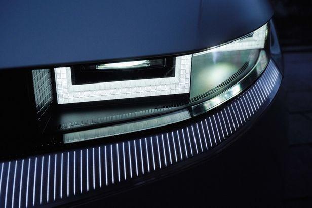 RECOM : Hyundai IONIQ5 - Campaign Visuals