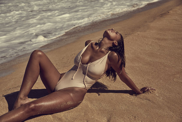 ALYSSA PIZER MANAGEMENT: Monday Swimwear By Emily Abay