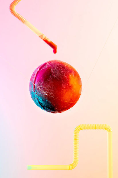 'Liquid: Big Balls' by Marie-Therese CRAMER c/o DOUBLE T PHOTOGRAPHERS