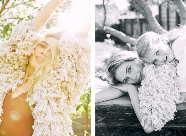 ALYSSA PIZER MANAGEMENT: Mother Daughter By Ericka McConnell