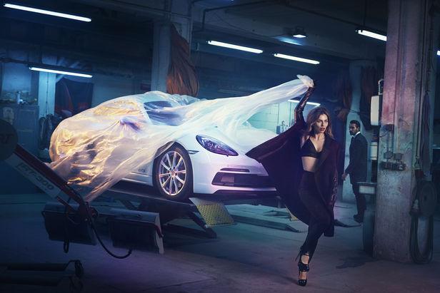 SUBLIME POSTPRODUCTION for Porsche X Ramp