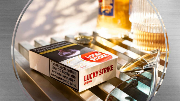 Stefan Thurmann fotografiert für B.A.T. Lucky Strike, Agentur geometry