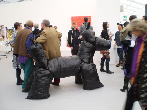 Frieze : Made in China