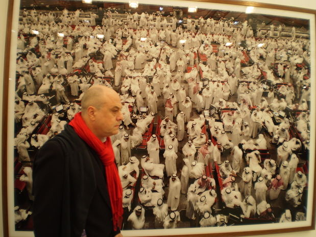 Frieze : Andreas Gursky at White Cube